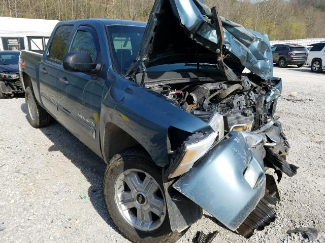Salvage cars for sale from Copart Hurricane, WV: 2010 Chevrolet Silverado