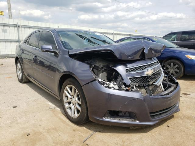 Salvage cars for sale from Copart Lexington, KY: 2013 Chevrolet Malibu 1LT
