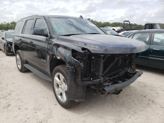 Salvage cars for sale from Copart Houston, TX: 2020 Chevrolet Tahoe C150