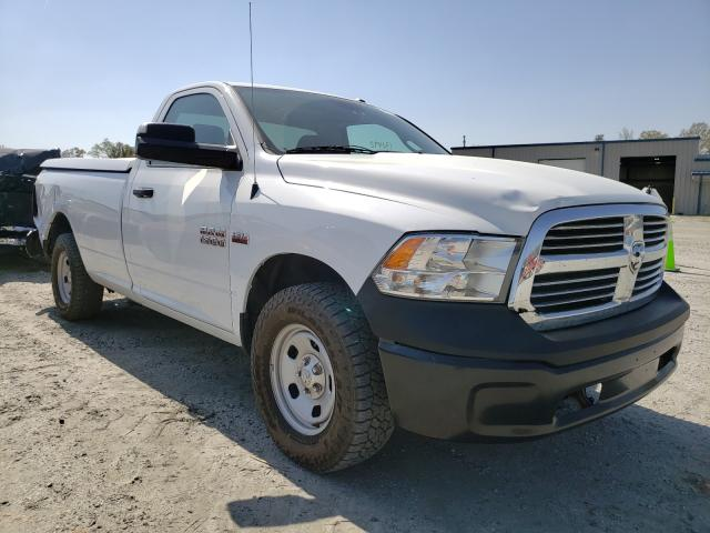 Salvage cars for sale from Copart Spartanburg, SC: 2015 Dodge RAM 1500 ST