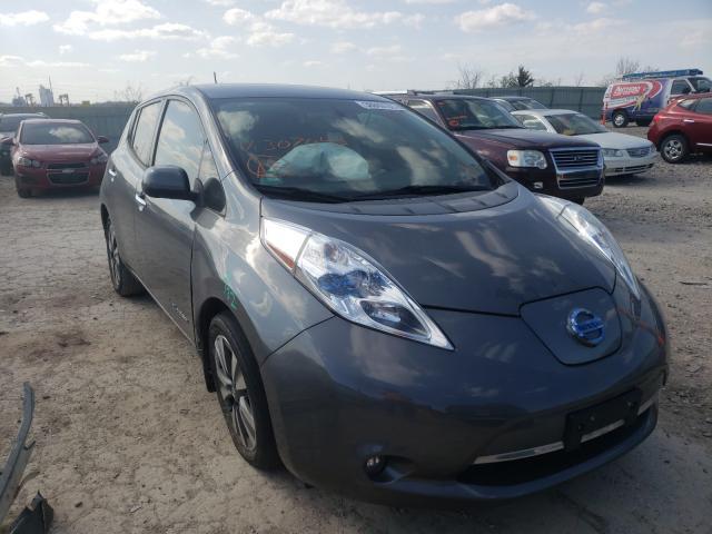 2017 Nissan LEAF | Vin: 1N4BZ0CP7HC307043