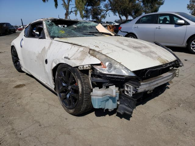 Salvage cars for sale from Copart Martinez, CA: 2015 Nissan 370Z Base
