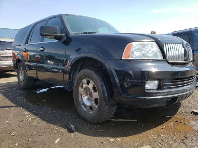Lincoln salvage cars for sale: 2005 Lincoln Navigator