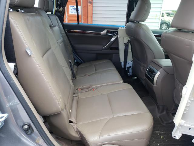 2015 LEXUS GX 460 - Interior View