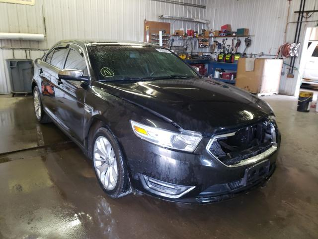 Salvage cars for sale from Copart Avon, MN: 2013 Ford Taurus LIM