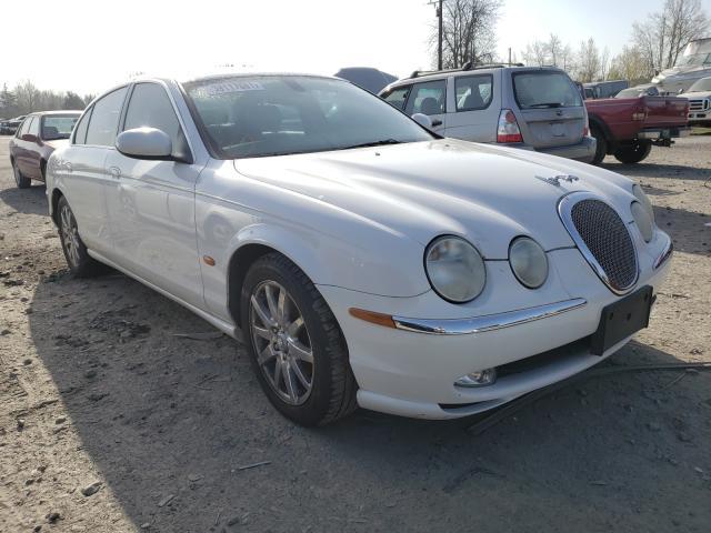 Jaguar salvage cars for sale: 2004 Jaguar S-TYPE 4.2
