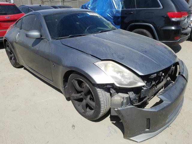 Nissan salvage cars for sale: 2006 Nissan 350Z Coupe