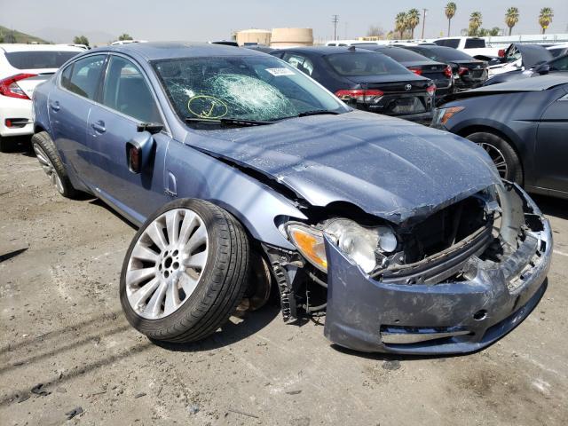 Vehiculos salvage en venta de Copart Colton, CA: 2009 Jaguar XF Premium