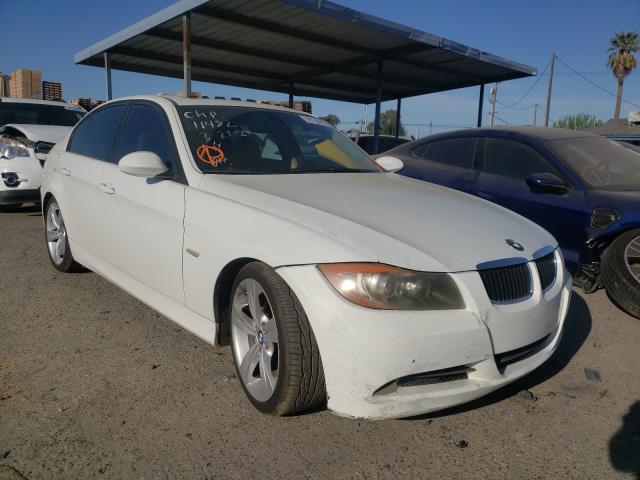 2007 BMW 328 I SULE - WBAVC53547FZ79690