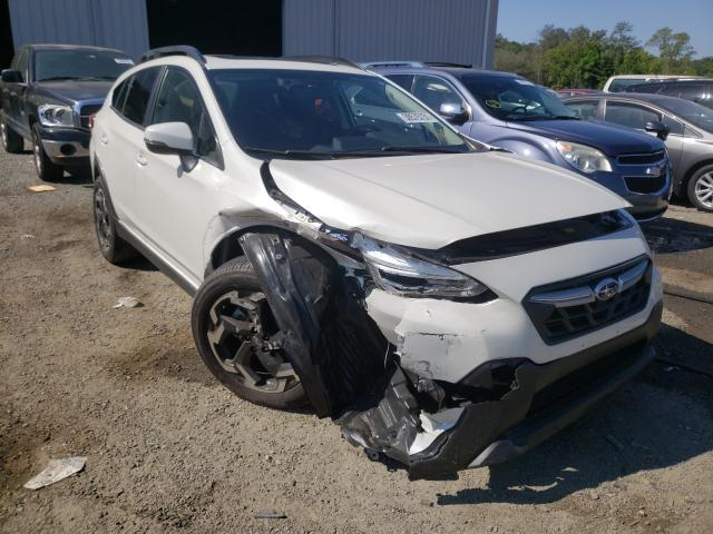 Salvage cars for sale from Copart Jacksonville, FL: 2021 Subaru Crosstrek