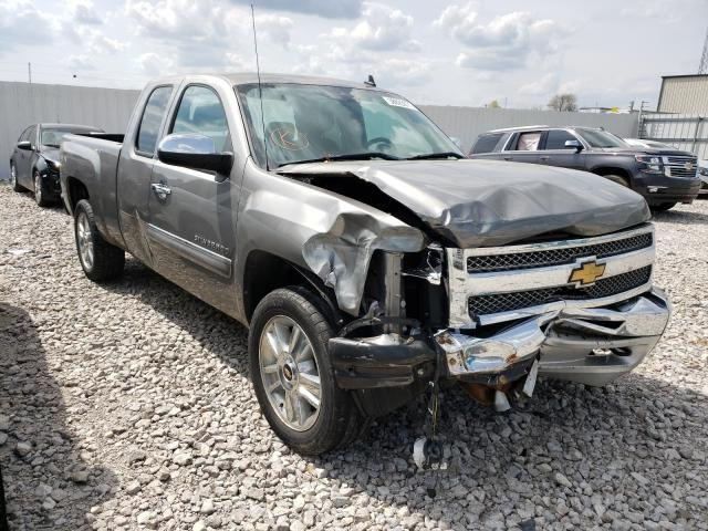 Salvage cars for sale from Copart Lawrenceburg, KY: 2013 Chevrolet Silverado