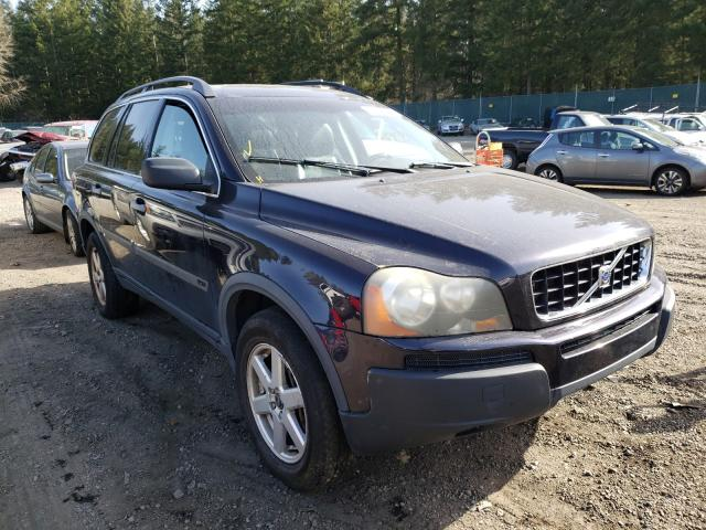 Volvo salvage cars for sale: 2006 Volvo XC90