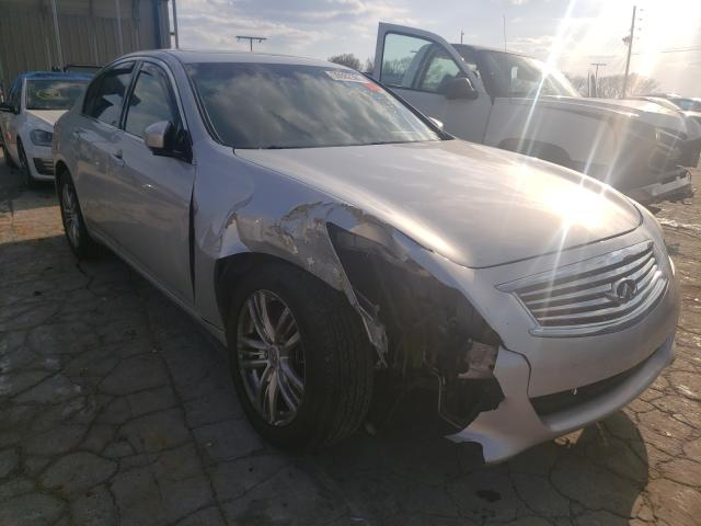 Infiniti G37 salvage cars for sale: 2011 Infiniti G37
