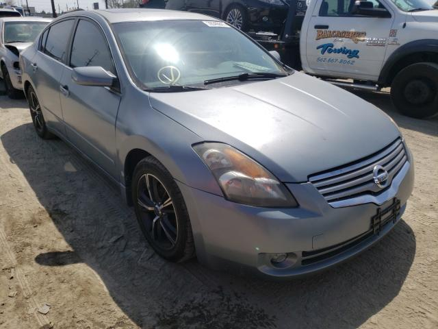 Nissan salvage cars for sale: 2009 Nissan Altima 2.5
