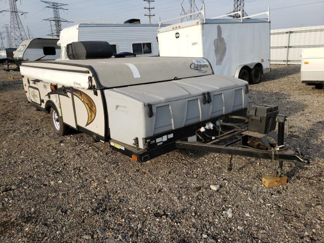 Salvage trucks for sale at Elgin, IL auction: 2014 Coachmen Clipper