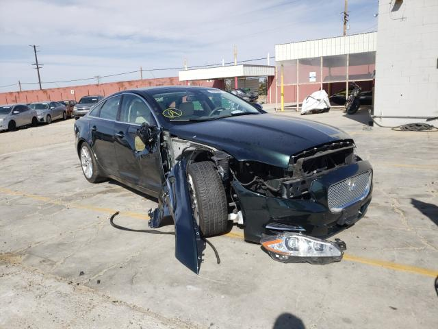 Salvage cars for sale from Copart Sun Valley, CA: 2011 Jaguar XJ