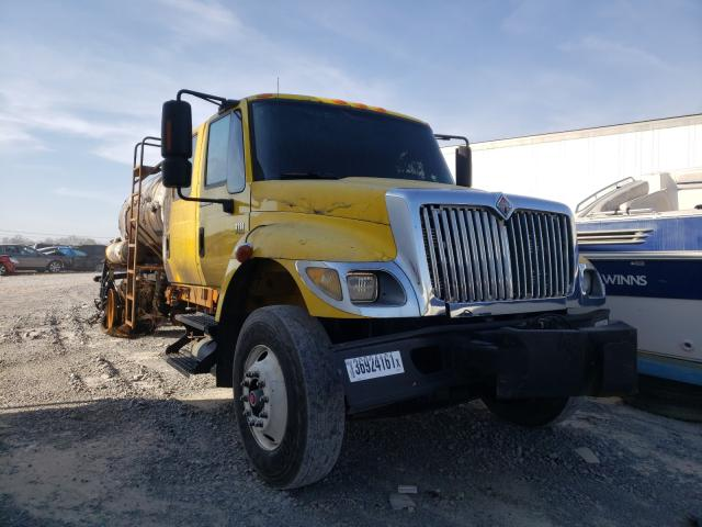International 7000 7300 salvage cars for sale: 2003 International 7000 7300