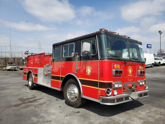 Seagrave Fire Apparatus salvage cars for sale: 1990 Seagrave Fire Apparatus Seagrave