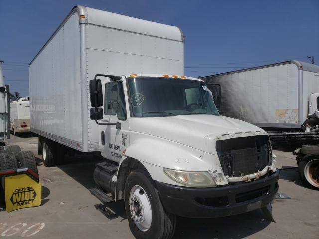 Salvage cars for sale from Copart Sun Valley, CA: 2006 International 4000 4300