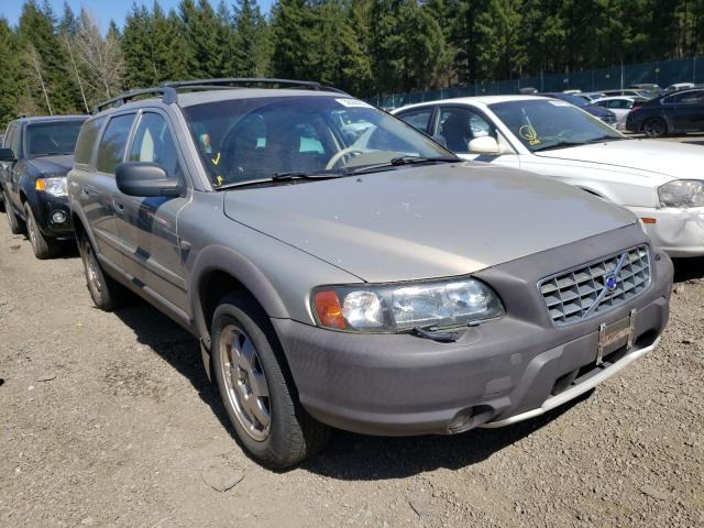 Volvo salvage cars for sale: 2003 Volvo XC70