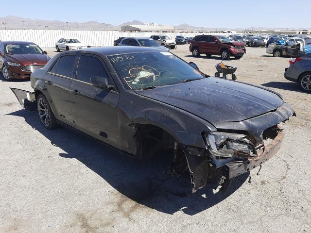 Chrysler Vehiculos salvage en venta: 2015 Chrysler 300 S
