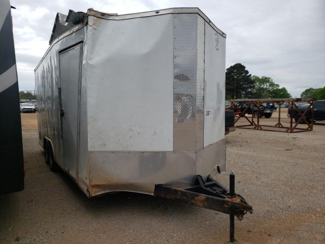 Diamond salvage cars for sale: 2021 Diamond Trailer