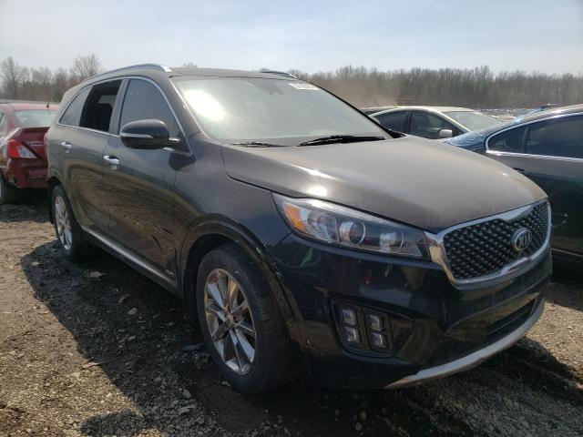 2016 KIA Sorento SX for sale in Columbia Station, OH