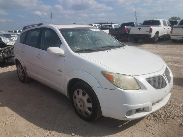 Salvage cars for sale from Copart Temple, TX: 2005 Pontiac Vibe