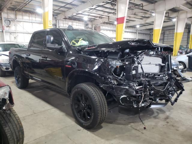 Dodge salvage cars for sale: 2021 Dodge 2500 Laram