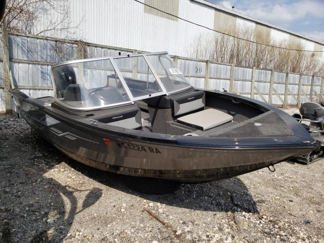 Crestliner Boat salvage cars for sale: 2019 Crestliner Boat