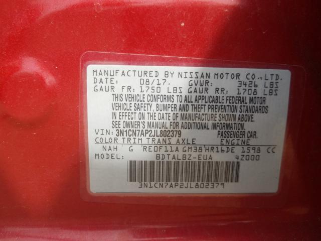 3N1CN7AP2JL802379