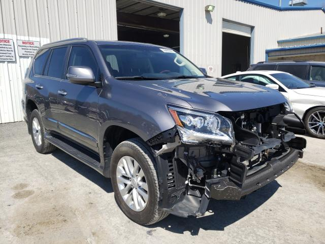 Salvage cars for sale from Copart Albany, NY: 2018 Lexus GX 460