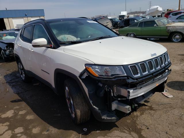 Vehiculos salvage en venta de Copart Woodhaven, MI: 2020 Jeep Compass LI