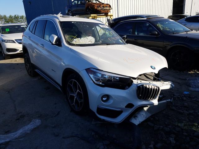 Salvage cars for sale from Copart Windsor, NJ: 2018 BMW X1 XDRIVE2