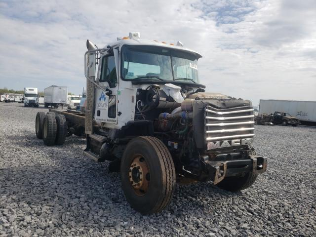 Mack salvage cars for sale: 2013 Mack 400 GU400