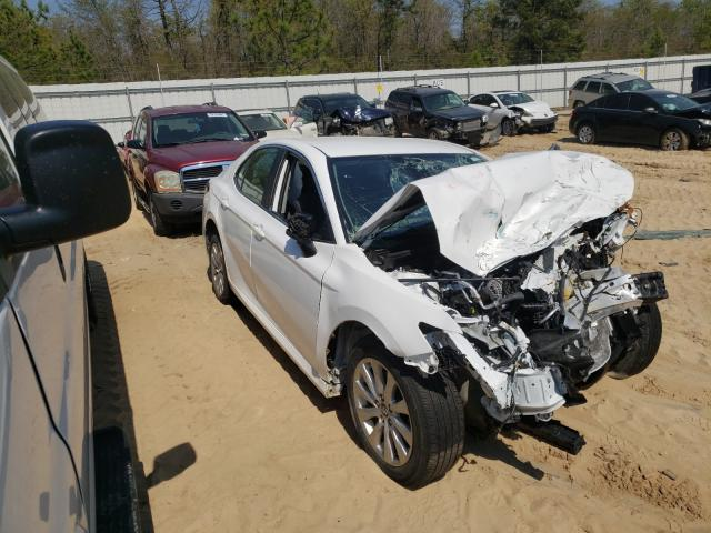 Salvage cars for sale from Copart Gaston, SC: 2020 Toyota Camry LE