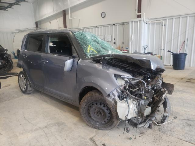 Salvage cars for sale from Copart Milwaukee, WI: 2012 Scion XB