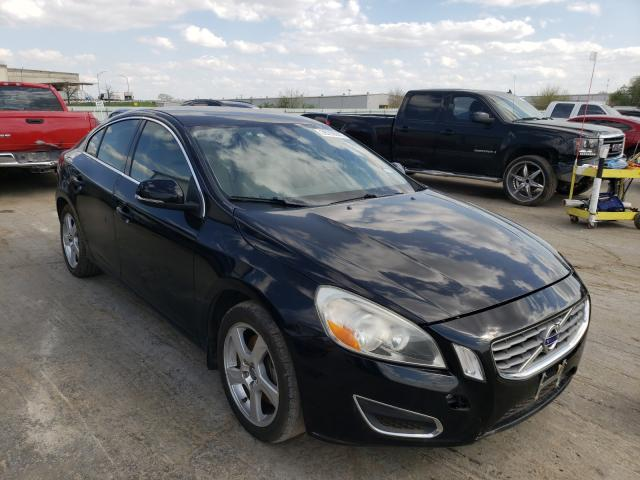 Salvage cars for sale from Copart Tulsa, OK: 2012 Volvo S60 T5