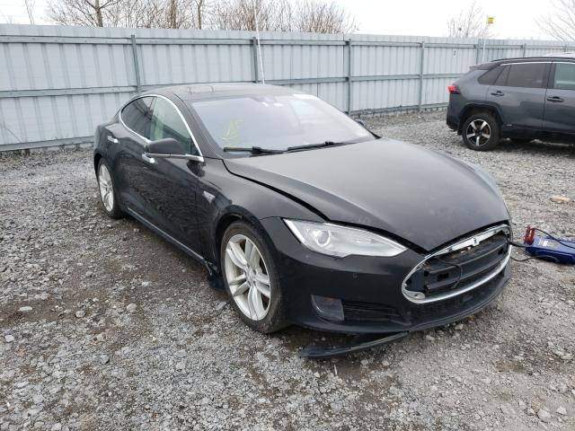 2015 Tesla Model S en venta en Bowmanville, ON