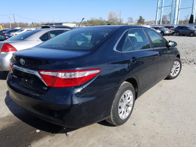 2017 TOYOTA CAMRY LE 4T1BF1FK6HU696689