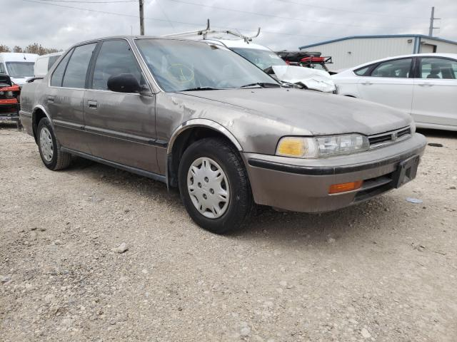Salvage cars for sale from Copart Temple, TX: 1992 Honda Accord LX