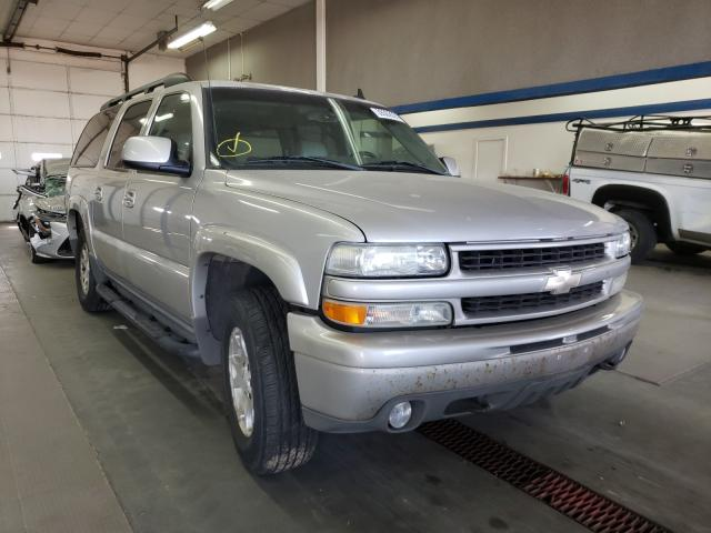 Chevrolet Suburban K salvage cars for sale: 2006 Chevrolet Suburban K