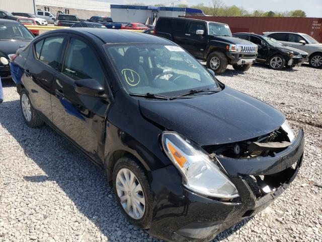 Salvage cars for sale from Copart Hueytown, AL: 2016 Nissan Versa S
