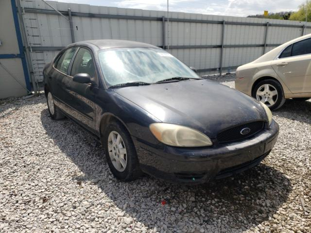 Salvage cars for sale from Copart Prairie Grove, AR: 2006 Ford Taurus SE