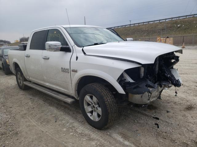 Salvage cars for sale from Copart Northfield, OH: 2015 Dodge RAM 1500 SLT