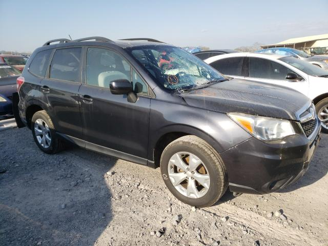 Salvage cars for sale from Copart Madisonville, TN: 2014 Subaru Forester 2