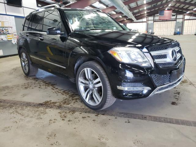 Salvage cars for sale at East Granby, CT auction: 2014 Mercedes-Benz GLK 350