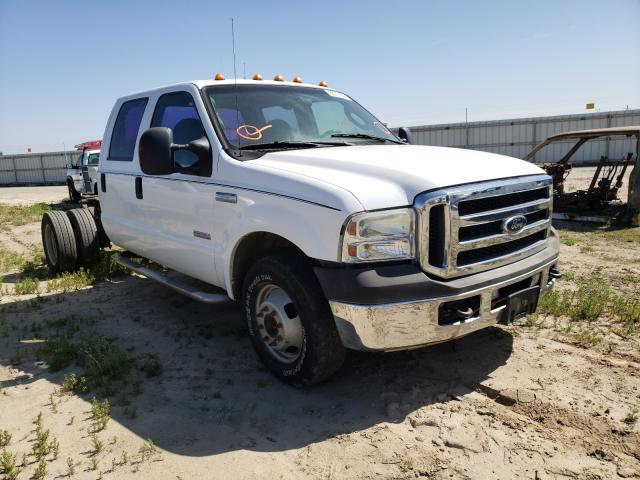 Ford F350 salvage cars for sale: 2006 Ford F350