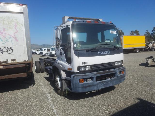 Salvage cars for sale from Copart Vallejo, CA: 2006 Isuzu T7F042-FVR