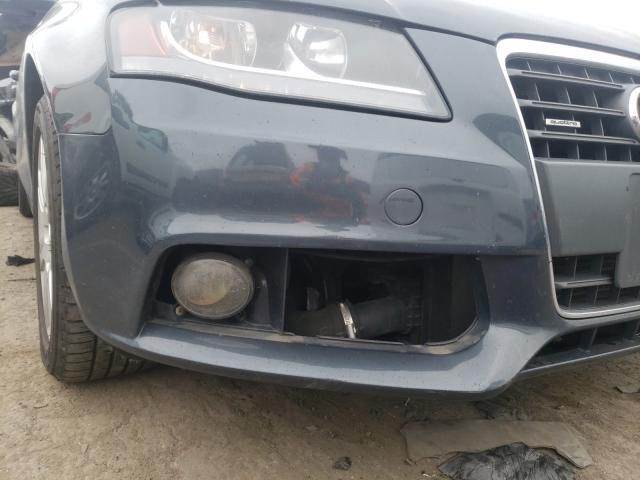 2011 Audi A4   Vin: WAUBFAFL1BA114016